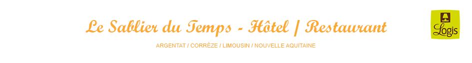 Hôtel*** – Restaurant Le sablier du temps